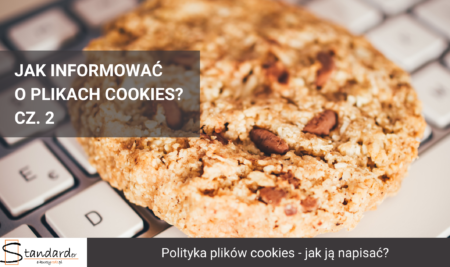 Polityka cookies – jak ją napisać?